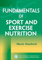 Fundamentals of Sport and Exercise Nutrition
