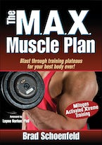 The M.A.X. Muscle Plan