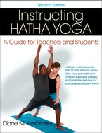 Instructing Hatha Yoga