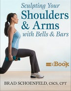 Sculpting Your Shoulders & Arms With Bells & Bars