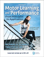 Motor Learning and Performance 6th Edition With Web Study Guide-Loose-Leaf Edition