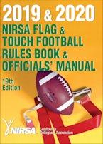 2019 & 2020 NIRSA Flag & Touch Football Rules Book & Officials' Manual