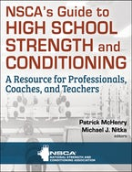 NSCA's Guide to High School Strength and Conditioning