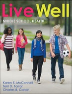 Live Well Middle School Health